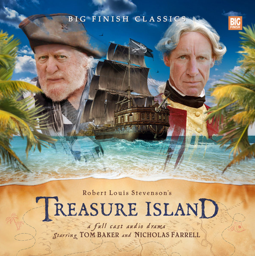 Treasure Island - Big Finish Audio CD Set