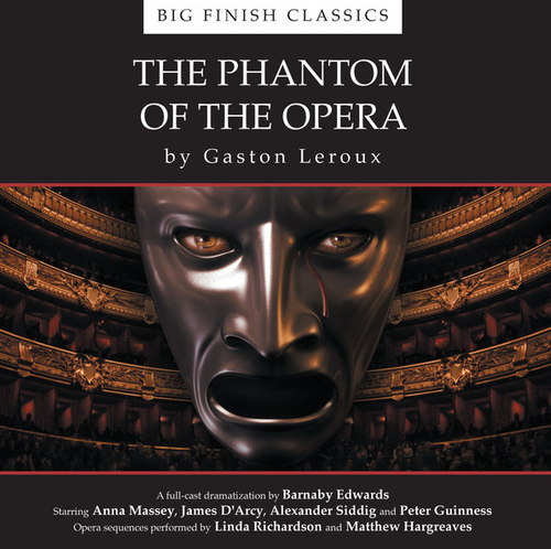 The Phantom of the Opera - Big Finish Audio CD