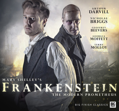 Frankenstein (Limited Edition) - Big Finish Audio CD Set