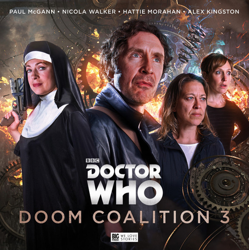 Doom Coalition 3 - Eighth Doctor, Big Finish