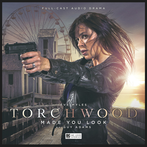 Torchwood: Made You Look 2.6 - Big Finish Audio CD