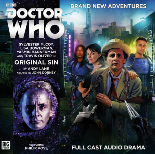 Big Finish Novel Adaptation: Original Sin - #10