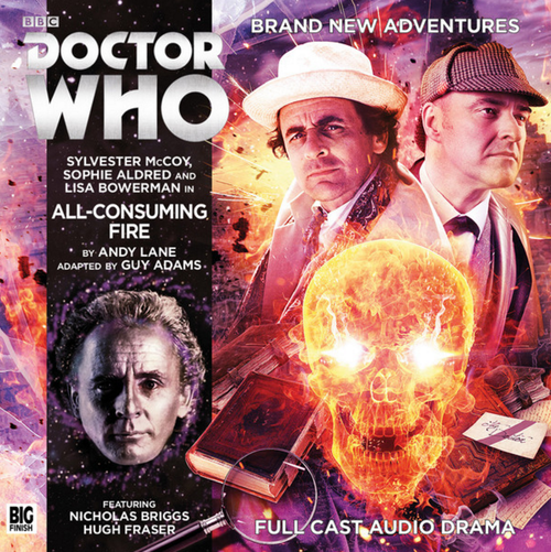 Big Finish Novel Adaptation: All-Consuming Fire - #8