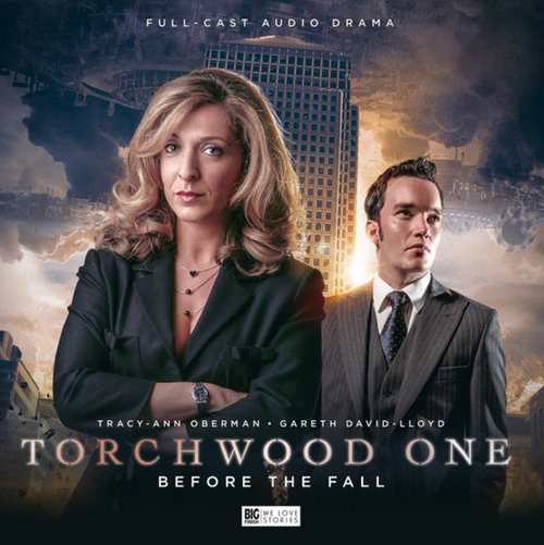 Torchwood One: Before the Fall - Big Finish Audio CD