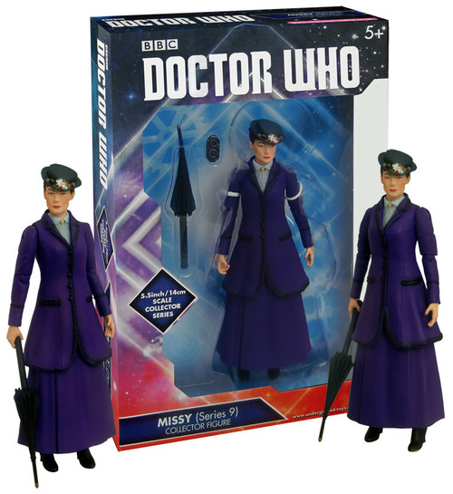 "Missy ""The Master""- Series 9 Action Figure - Character Options"