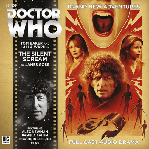 4th Doctor Stories: #6.3 The Silent Scream