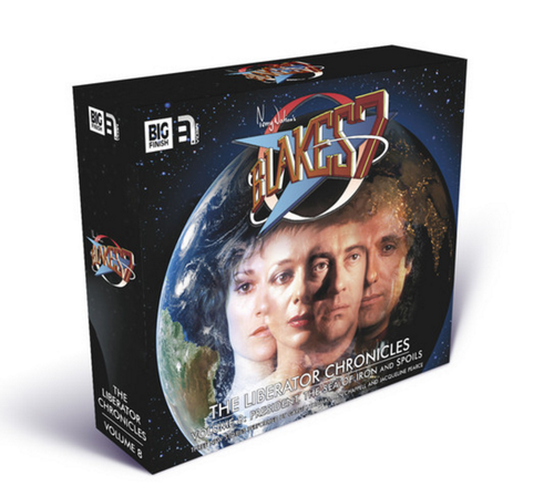 Big Finish Blake's 7 Liberator Chronicles: Volume 8