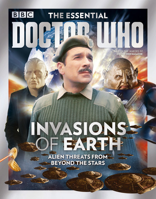 The Essential Doctor Who: Invasions of Earth