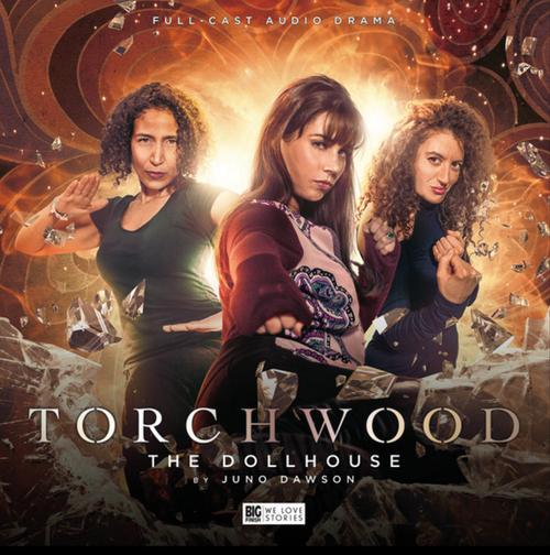 Torchwood: The Dollhouse 3.2 - Big Finish Audio CD
