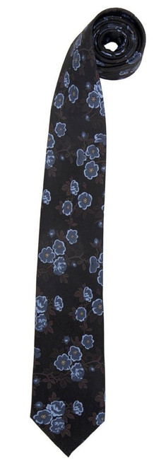 Tenth Doctor Replica 50th Anniversary Special Floral Print Tie