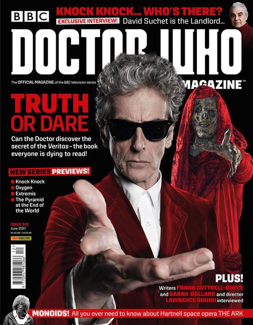 Doctor Who Magazine #512