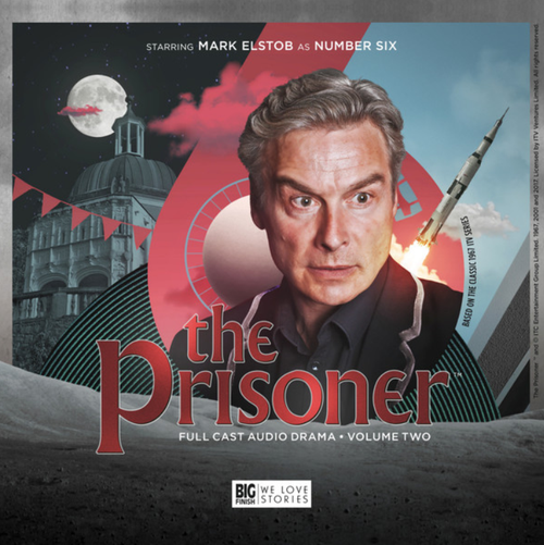 The Prisoner Volume 2- Big Finish Audio CD