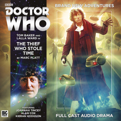 4th Doctor Stories: #6.9 The Thief Who Stole Time