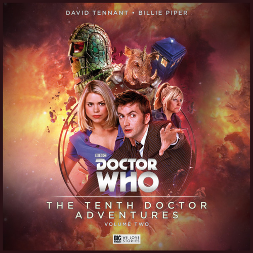 The Tenth Doctor Adventures Volume 2 - Limited Edition CD Set