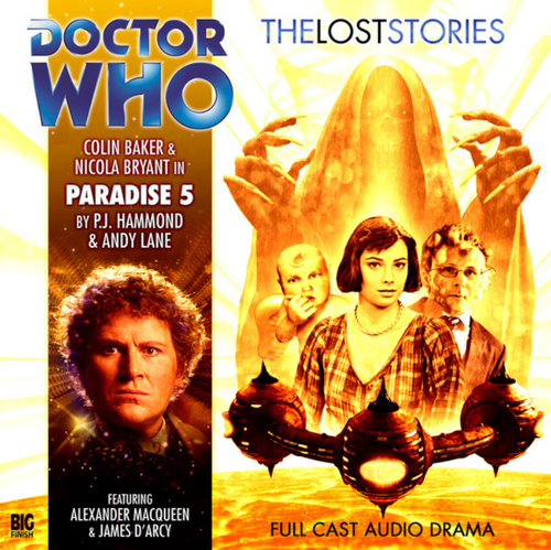 Paradise 5 - The Lost Stories #1.05 - Big Finish Audio CD