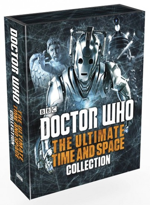 Doctor Who: The Ultimate Collection - Hardcover Book Set