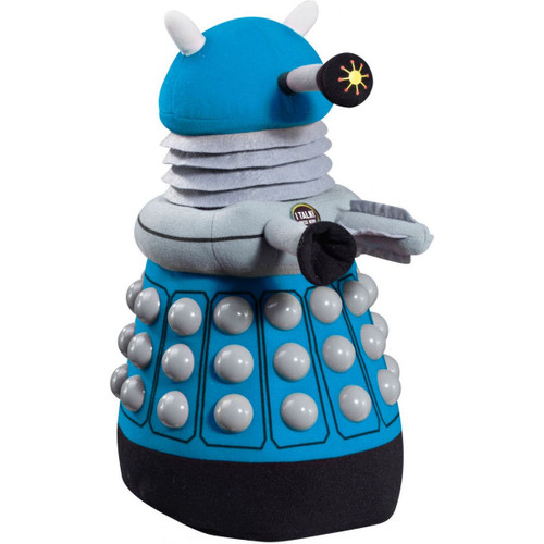 Talking Blue Dalek Doctor Who Plush