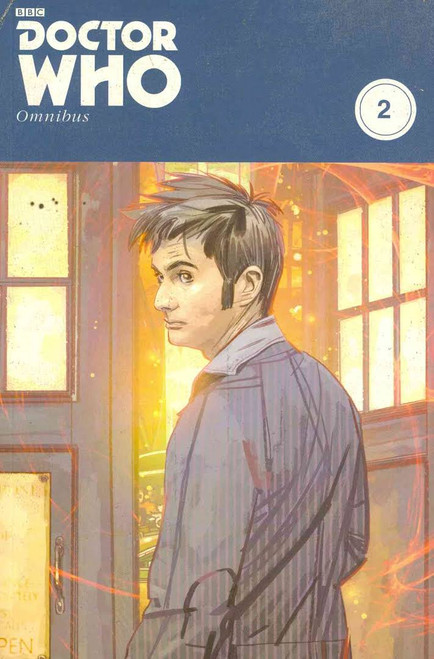 Doctor Who Omnibus Vol. 2 (10th Doctor) IDW Graphic Novel
