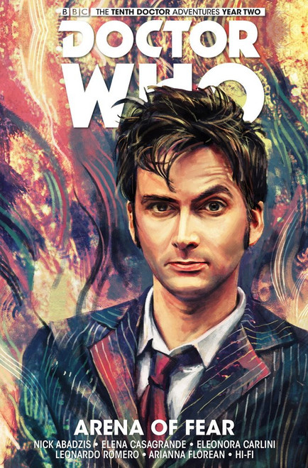 Doctor Who: The Tenth Doctor, Vol. 5 - Arena of Fear (Soft Cover)