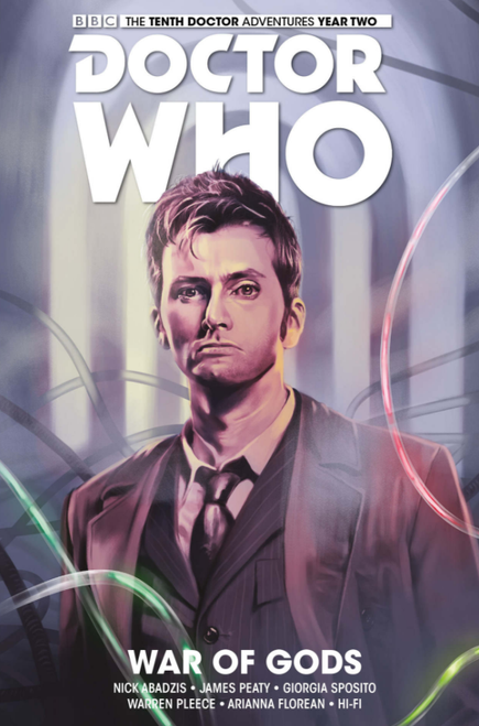 Doctor Who: The Tenth Doctor, Vol. 7: War of Gods (Hardcover)