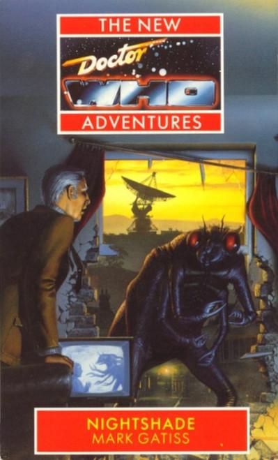 """Nightshade"" New Adventures Paperback Book"