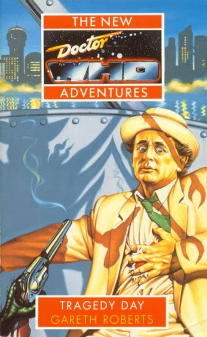 """""""Tragedy Day"""" New Adventures Paperback Book"""