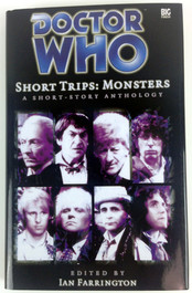 Big Finish Short Trips #9: Monsters Hardcover Book