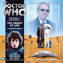 The 4th Doctor Stories #2.2 - The Sands of Life - Big Finish Audio CD