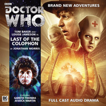 The 4th Doctor Stories #3.5 - Last of the Colophon - Big Finish Audio CD