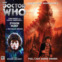 The 4th Doctor Stories #3.8 - Zygon Hunt - Big Finish Audio CD