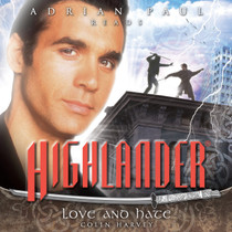Highlander: Love and Hate- Big Finish Audio CD