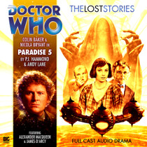 Paradise 5- The Lost Stories #1.05 - Big Finish Audio CD