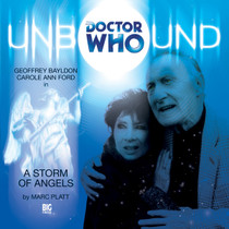Unbound 7 - A Storm of Angels- Big Finish Audio CD