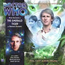 The Emerald Tiger - Big Finish Audio CD #159