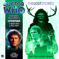 Leviathan - The Lost Stories #1.03 - Big Finish Audio CD