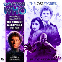 The Song of the Megaptera - The Lost Stories #1.07 - Big Finish Audio CD