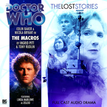 The Macros - The Lost Stories #1.08 - Big Finish Audio CD