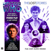 Power Play - The Lost Stories #3.05 - Big Finish Audio CD