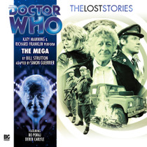 The Mega - The Lost Stories #4.04 - Big Finish Audio CD
