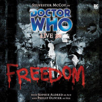 Live 34 Audio CD - Big Finish #74