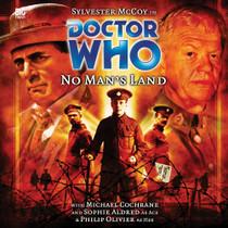 No Man's Land Audio CD - Big Finish #89
