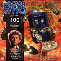 100 Audio CD - Big Finish #100