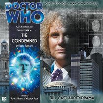 The Condemned - Audio CD - Big Finish #105