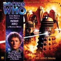 Patient Zero - Big Finish Audio CD #124