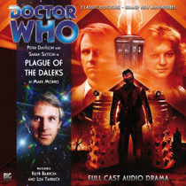 Plague of the Daleks - Big Finish Audio CD #129