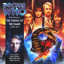 The Cradle of the Snake - Big Finish Audio CD #138