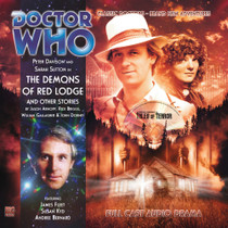 The Demons of Red Lodge and Other Stories - Big Finish Audio CD #142