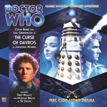 The Curse of Davros - Big Finish Audio CD #156