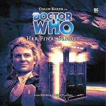 III Her Final Flight - Subscriber Big Finish Special Audio CD