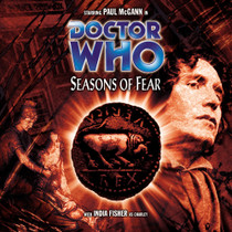 Seasons of Fear Audio CD - Big Finish #30